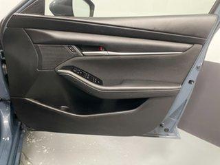 2019 Mazda 3 BP2H7A G20 SKYACTIV-Drive Pure Grey 6 Speed Sports Automatic Hatchback