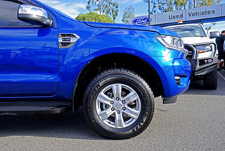 2019 Ford Ranger PX MkIII 2019.00MY XLT Blue 10 Speed Sports Automatic Double Cab Pick Up