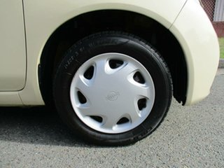 2009 Nissan Micra K12 Beige 4 Speed Automatic Hatchback