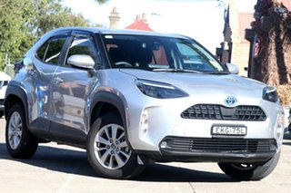 2020 Toyota Yaris Cross MXPJ10R GX 2WD Stunning Silver 1 Speed Constant Variable Hatchback.