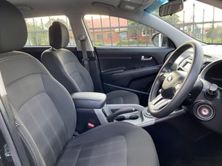 2015 Kia Sportage SL MY14 Si 2WD Black 6 Speed Sports Automatic Wagon.