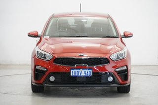 2020 Kia Cerato BD MY20 S Runway Red 6 Speed Sports Automatic Hatchback.
