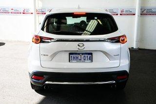 2019 Mazda CX-9 MY19 GT (FWD) White 6 Speed Automatic Wagon