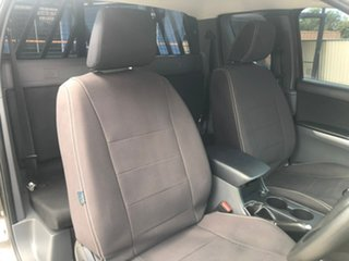 2017 Mazda BT-50 UR0YG1 XT Freestyle 4x2 Hi-Rider Grey 6 Speed Manual Cab Chassis