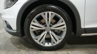 2018 Volkswagen Passat 3C (B8) MY18 140TDI DSG 4MOTION Alltrack White 6 Speed