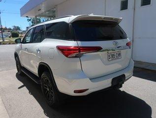 2015 Toyota Fortuner GUN156R GXL White 6 Speed Automatic Wagon