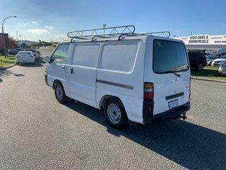 2005 Mitsubishi Express SJ-MY05 SWB White 5 Speed Manual Van