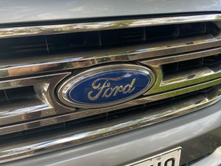 2016 Ford Everest UA Trend Silver 6 Speed Sports Automatic SUV