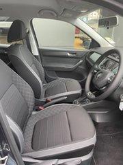 2020 Skoda Fabia NJ MY21 81TSI DSG Grey 7 Speed Sports Automatic Dual Clutch Hatchback.