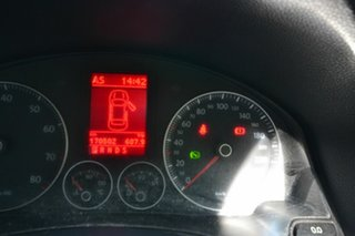 2009 Volkswagen Jetta 1KM MY09 147 TSI Silver 6 Speed Direct Shift Sedan