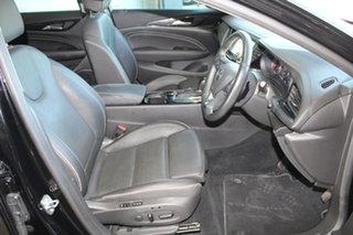 2017 Holden Calais ZB MY18 V Tourer AWD Black 9 Speed Sports Automatic Wagon