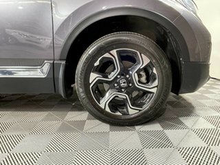2018 Honda CR-V RW MY18 VTi-LX 4WD Grey 1 Speed Constant Variable Wagon