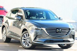 2021 Mazda CX-9 TC GT SKYACTIV-Drive Machine Grey 6 Speed Sports Automatic Wagon.