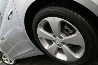 2011 Holden Cruze JG CDX Nitrate Silver 6 Speed Sports Automatic Sedan
