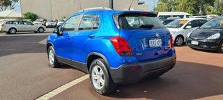 2013 Holden Trax TJ MY14 LS Blue 5 Speed Manual Wagon