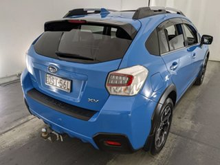 2016 Subaru XV G4X MY16 2.0i-S Lineartronic AWD Blue 6 Speed Constant Variable Wagon