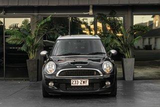 2009 Mini Clubman R55 Cooper S Steptronic Black 6 Speed Sports Automatic Wagon.