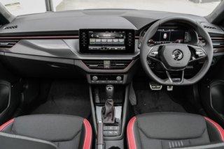 2020 Skoda Scala NW MY21 110TSI DSG Monte Carlo Blue 7 Speed Sports Automatic Dual Clutch Hatchback.