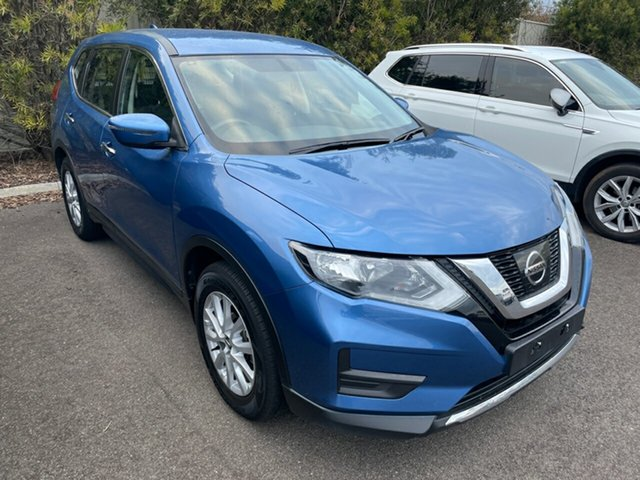 Used Nissan X-Trail T32 ST X-tronic 4WD Devonport, 2017 Nissan X-Trail T32 ST X-tronic 4WD Marine Blue 7 Speed Constant Variable Wagon