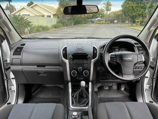 2012 Isuzu D-MAX LS-M White 5 Speed Manual Dual Cab