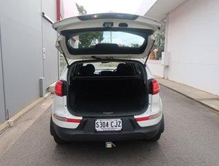 2010 Kia Sportage SL SI White 6 Speed Sports Automatic Wagon