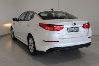 2015 Kia Optima TF MY15 SI White 6 Speed Sports Automatic Sedan.