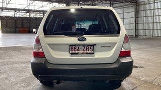 2006 Subaru Forester 79V MY06 X AWD White 4 Speed Automatic Wagon