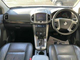 2011 Holden Captiva CG MY10 LX (4x4) Silver 5 Speed Automatic Wagon