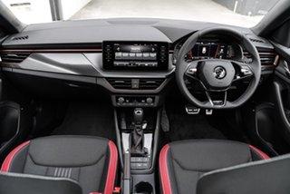2020 Skoda Scala NW MY21 110TSI DSG Monte Carlo White 7 Speed Sports Automatic Dual Clutch Hatchback.