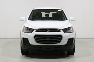 2017 Holden Captiva CG MY17 5 LS (FWD) White 6 Speed Automatic Wagon.
