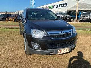 2015 Holden Captiva CG MY15 5 LT Black 6 Speed Sports Automatic Wagon.