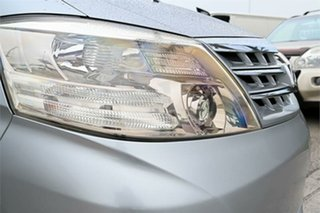 2008 Toyota Alphard ANH10W AS Grey 4 Speed Automatic Van.