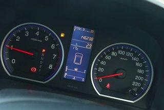 2012 Honda CR-V RE MY2011 Luxury 4WD Silver 5 Speed Automatic Wagon