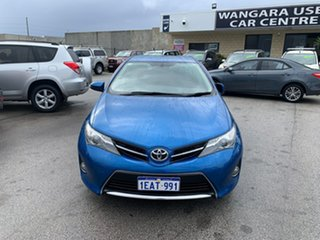 2012 Toyota Corolla ZRE182R Ascent Blue 7 Speed CVT Auto Sequential Hatchback.