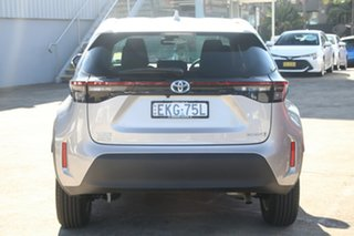 2020 Toyota Yaris Cross MXPJ10R GX 2WD Stunning Silver 1 Speed Constant Variable Hatchback