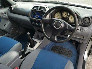 2000 Toyota RAV4 ACA21R Edge Silver 5 Speed Manual Wagon.