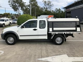 2006 Holden Rodeo RA MY06 LX Space Cab 4x2 White 4 Speed Automatic Utility