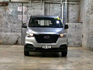 2018 Hyundai iLOAD TQ4 MY19 Silver 5 Speed Automatic Van.