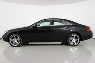 2010 Mercedes-Benz CLS350 219 08 Upgrade Black 7 Speed Automatic G-Tronic Coupe