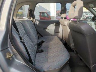 1994 Holden Barina SB Swing Silver 5 Speed Manual Hatchback