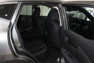 2017 Nissan Qashqai J11 ST Gun Metallic 1 Speed Constant Variable Wagon