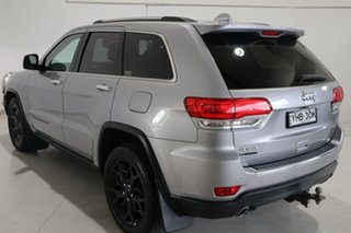2017 Jeep Grand Cherokee WK MY17 Limited Silver 8 Speed Sports Automatic Wagon.