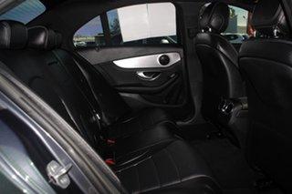 2015 Mercedes-Benz C-Class W205 C200 7G-Tronic + Dark Grey 7 Speed Sports Automatic Sedan