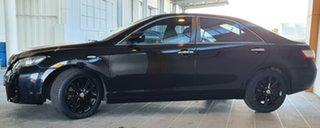 2011 Toyota Camry AHV40R Hybrid Black 1 Speed Constant Variable Sedan Hybrid
