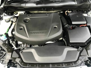 2016 Volvo V40 M Series MY16 D4 Adap Geartronic Luxury Grey 8 Speed Sports Automatic Hatchback