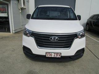2019 Hyundai iLOAD TQ4 MY19 White 6 Speed Manual Van.