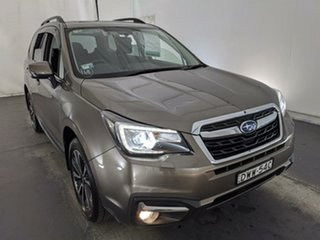 2018 Subaru Forester S4 MY18 2.5i-S CVT AWD Bronze 6 Speed Constant Variable Wagon.