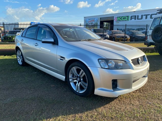 Used Holden Commodore VE SV6 Berrimah, 2006 Holden Commodore VE SV6 Silver 5 Speed Sports Automatic Sedan