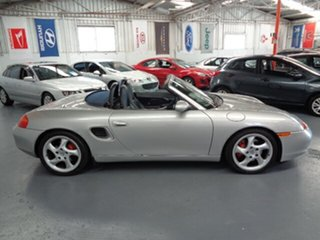 1999 Porsche Boxster 986 MY00 S Silver 5 Speed Sports Automatic Convertible