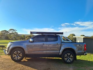 2017 Holden Colorado RG MY18 Storm Pickup Crew Cab Grey 6 Speed Sports Automatic Utility